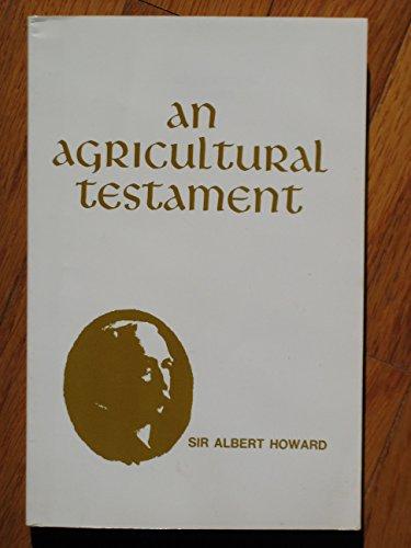 9780878577224: Agricultural Testament