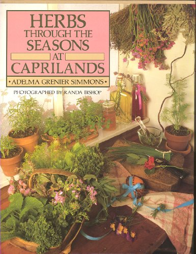Herbs Through the Seasons at Caprilands