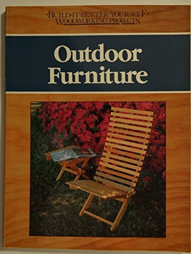 9780878578504 outdoor furniture build it better yourself