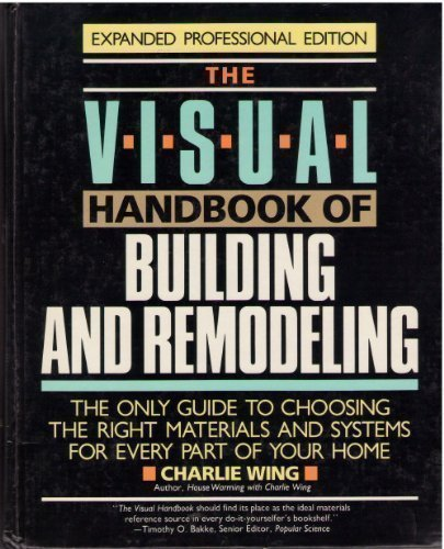 9780878579013: Visual Handbook of Building and Remodeling