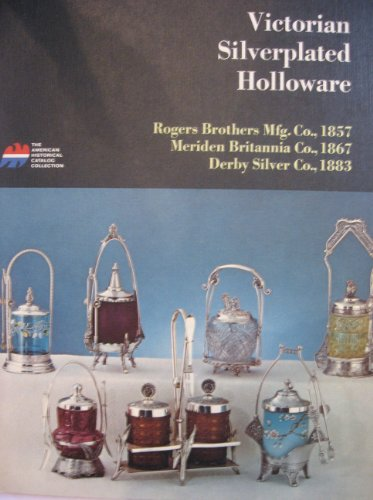 Victorian Silverplated Holloware: Tea Services, Caster Sets, Ice Water Pitchers, Card Receivers, ...