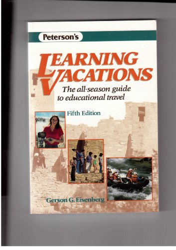 9780878665358: Learning vacations