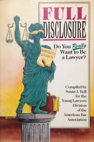 Full Disclosure 1st ed: Peterson's