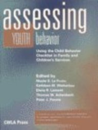 9780878687770: Accessing Youth Behavior: Using the Child Behavior Checklist in Family and Children's Services