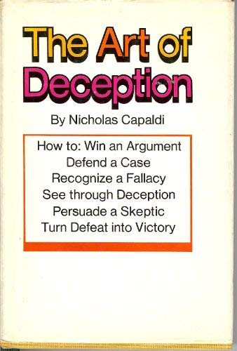 9780878690046: The art of deception