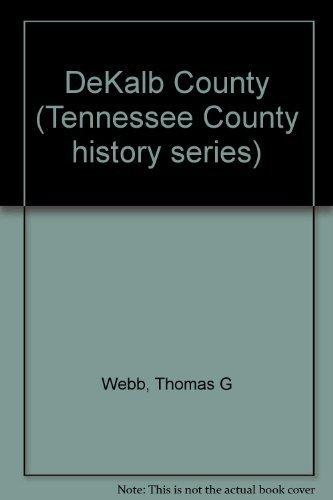DEKALB COUNTY.: Webb, Thomas G.