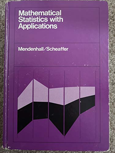 9780878720477: Mathematical statistics with applications