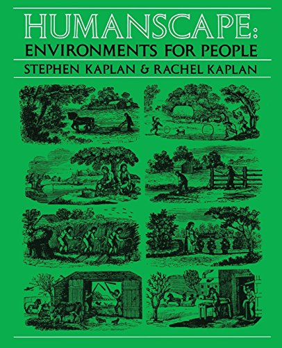 9780878721634: Humanscape: Environments for people