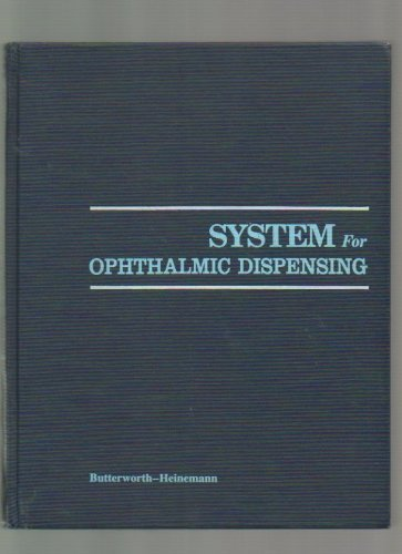 9780878730254: System for ophthalmic dispensing