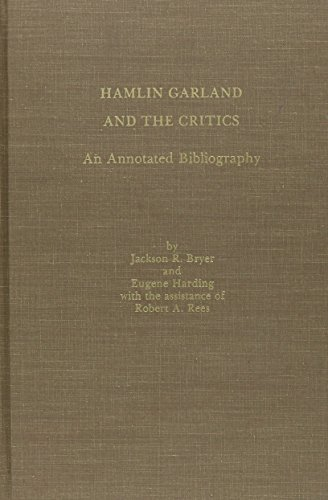 Hamlin Garland and the Critics