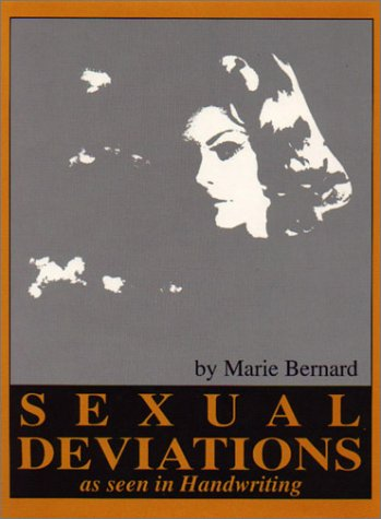9780878753604: Sexual Deviations As Seen in Handwriting