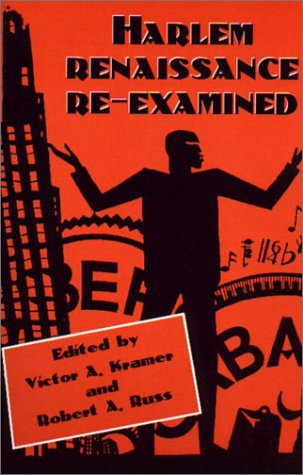 9780878754885: Harlem Renaissance Re-examined: A Revised and Expanded Edition