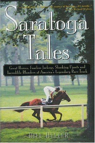 9780878755516: Saratoga Tales