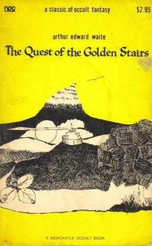 9780878770281: The quest of the golden stairs;: A mystery of kinghood in Faërie (A Newcastle occult book X-28)