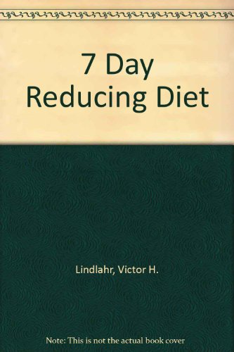 9780878770403: 7 Day Reducing Diet