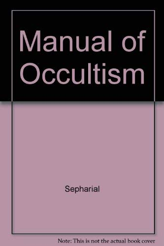 9780878770465: A Manual of Occultism