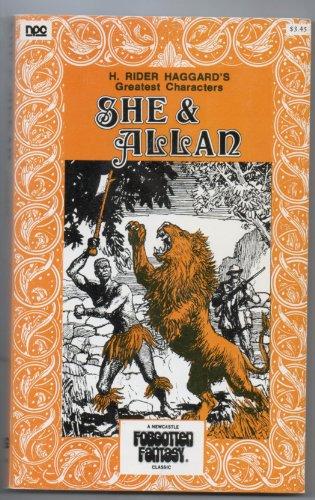 She & Allan: Haggard, H. Rider