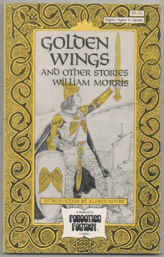 9780878771073: Golden Wings and Other Stories (Forgotten Fantasy Library)