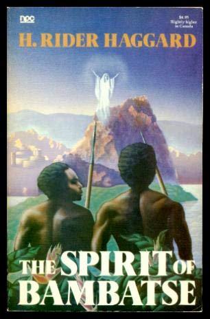 9780878771219: Spirit of Bambatse (Forgotten Fantasy Library Volume 22)