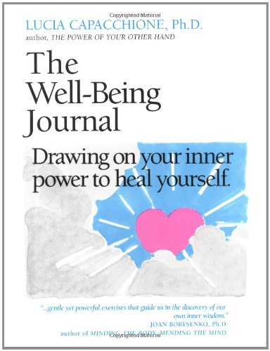 9780878771417: Well-Being Journal: Drawing on Your Inner Power to Help Yourself
