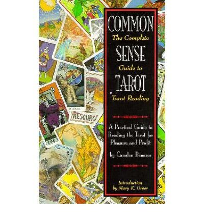9780878771776: Common Sense Tarot: The Complete Guide to Tarot Reading