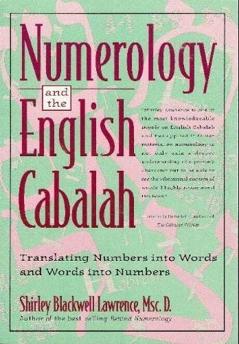 9780878771882: Numerology and the English Cabalah: Translating Numbers into Words and Words into Numbers