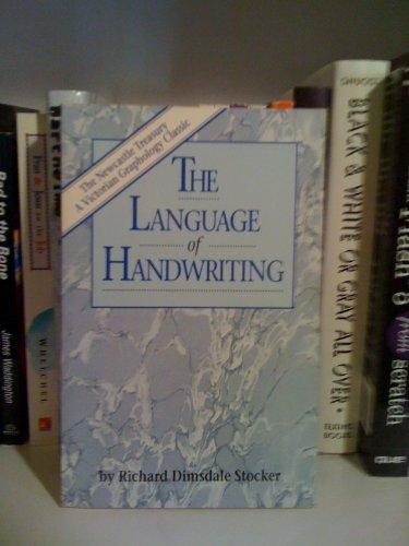 9780878771905: The Language of Handwriting