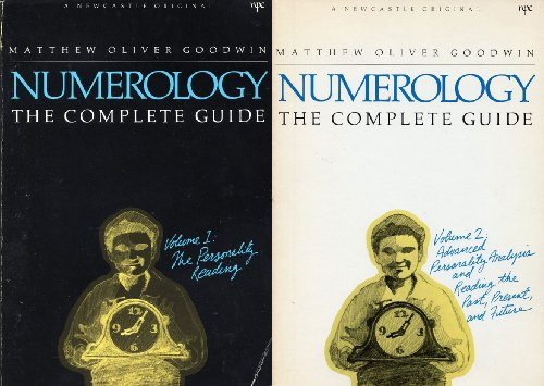 9780878779994: Numerology: The Complete Guide (2 Vol Set)