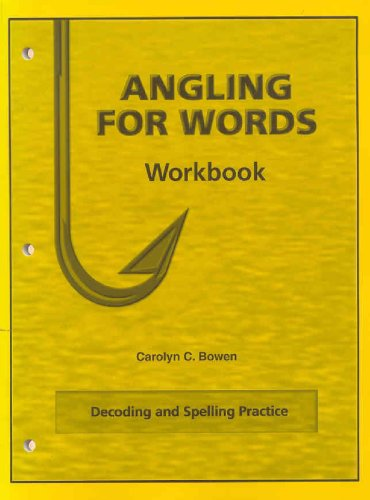 9780878790487: Angling for Words (Study Workbook)