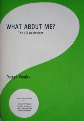 9780878790951: What About Me? the L D Adolescent