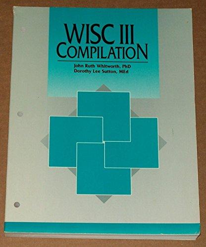 9780878792023: Wisc III Compilation