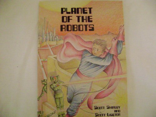 9780878793013: Planet of the Robots (A Perspectives Book)