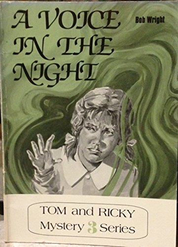 9780878793624: A Voice in the Night (Tom & Ricky Mystery 3 Series)