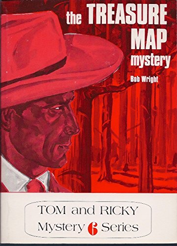 9780878794010: Tom and Ricky and the treasure map mystery (Tom and Ricky mystery)