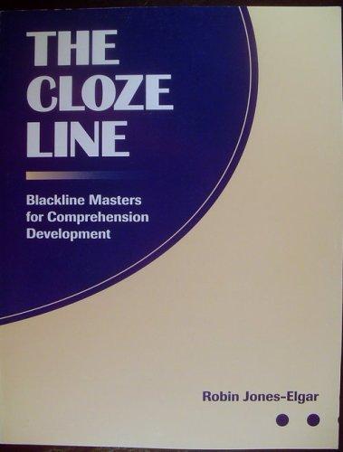 9780878798643: The Cloze Line: A Teacher's Blackline Masters Book