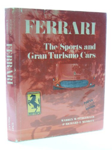 9780878800193: Ferrari, the Sports and Gran Turismo Cars