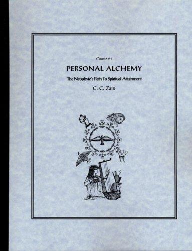 Personal alchemy: Elbert Benjamine