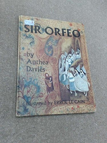Sir Orfeo: A Legend from England: Anthea Davies