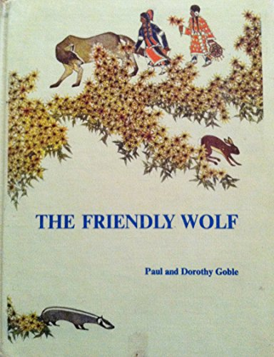 9780878881048: The friendly wolf