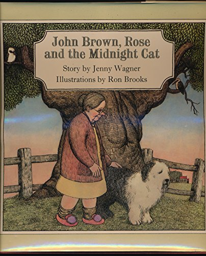 9780878881208: John Brown, Rose, and the midnight cat