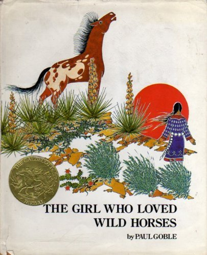 9780878881215: The girl who loved wild horses