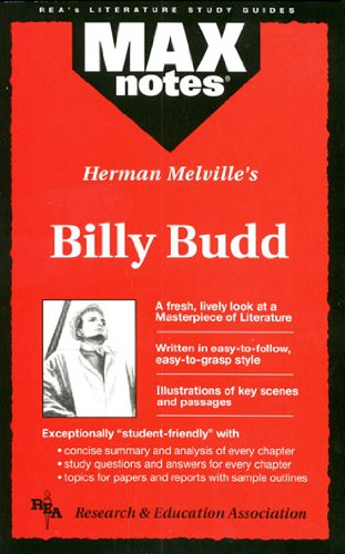 9780878910076: Billy Budd (MAXNotes Literature Guides)