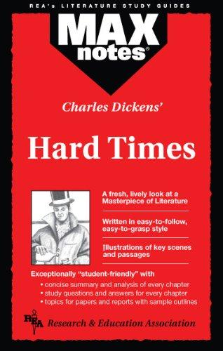 9780878910168: Hard Times (MaxNotes)