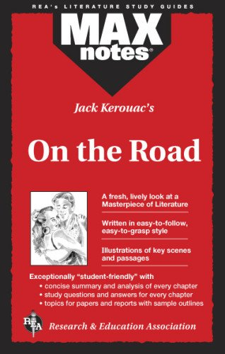 9780878910373: On the Road (MAXNotes Literature Guides)