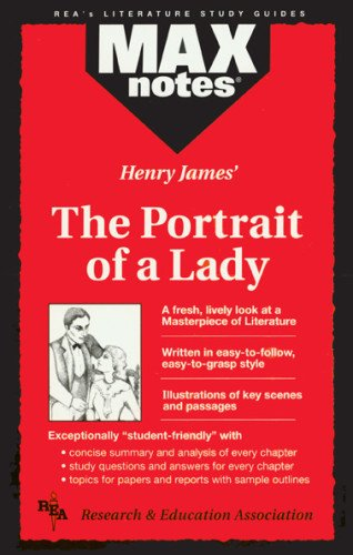 9780878910403: Portrait of a Lady, the (Maxnotes Literature Guides)