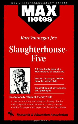 9780878910458: Slaughterhouse-Five (MAXNotes Literature Guides)