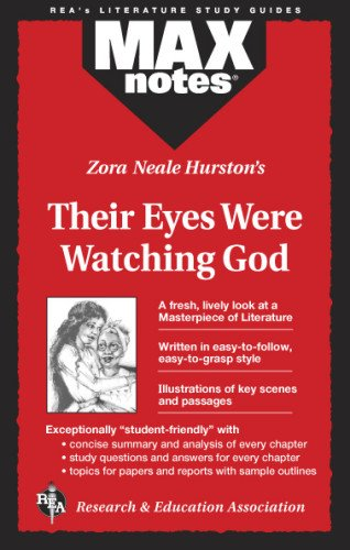"""9780878910533: """"Their Eyes Were Watching God"""" (MaxNotes)"""