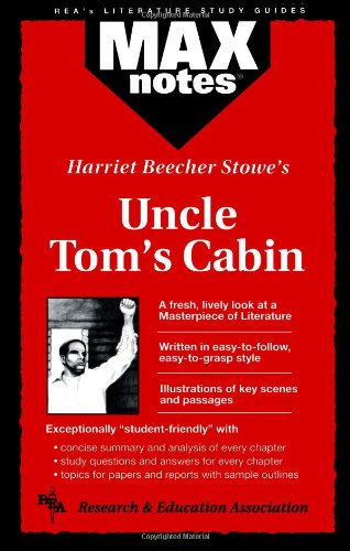 9780878910564: Uncle Tom's Cabin (MAXNotes Literature Guides)