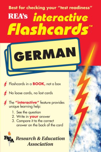 9780878911608: Rea's Interactive German