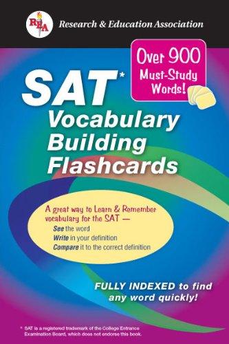 9780878911691: SAT® Vocabulary Builder Interactive Flashcards Book (SAT PSAT ACT (College Admission) Prep)